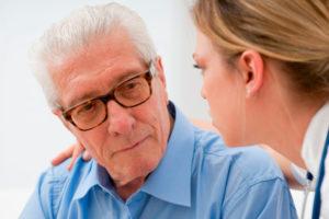 Ищем помощника для пожилого человека в больнице