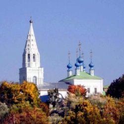 18 августа трудническая поездка в храм села Арефино