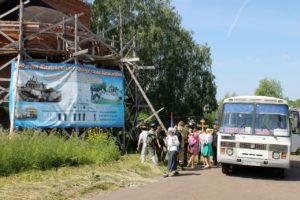 21 июля престольный праздник в Кажлейке