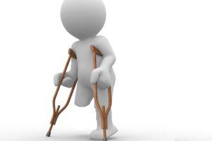 Нужна помощь инвалиду без ноги ездить в больницу