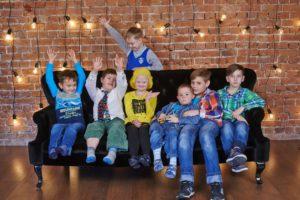 Ищем волонтеров для детей с синдромом Дауна