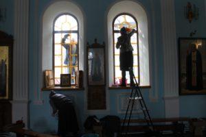 24 и 31 октября приглашаем на уборку в наш храм