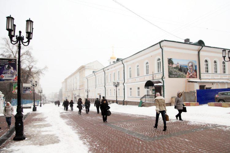 """""""Субботник"""" в центре """"Покров"""""""