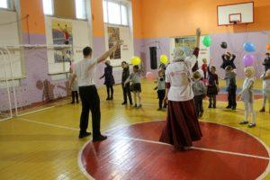 Нужен волонтер-массовик-затейник в православный семейный центр