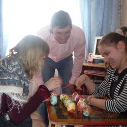 Праздничные поздравления детей
