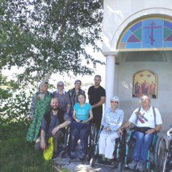 Поездка в Свято-Троицкий Островоезерский монастырь