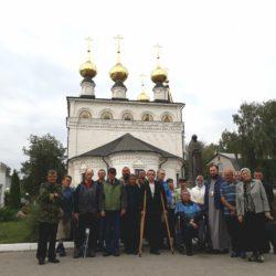 Поездка в Городецкий Феодоровский мужской монастырь
