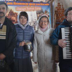 Праздник Светлой Пасхи в Кажлейке