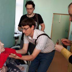 Духовная помощь пожилым