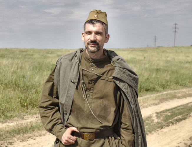 Волонтер преподобного Серафима Саровского